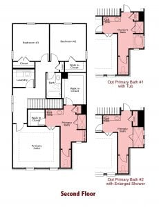 Clayton-Townhome-Plan-by-Chafin-Communities-2020-Second-Floor