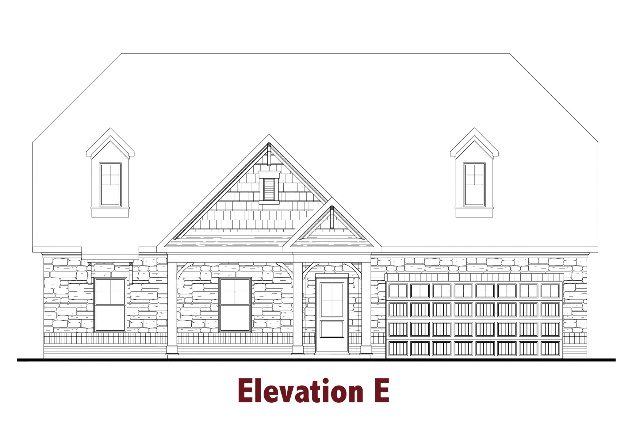 Oxford elevations Image
