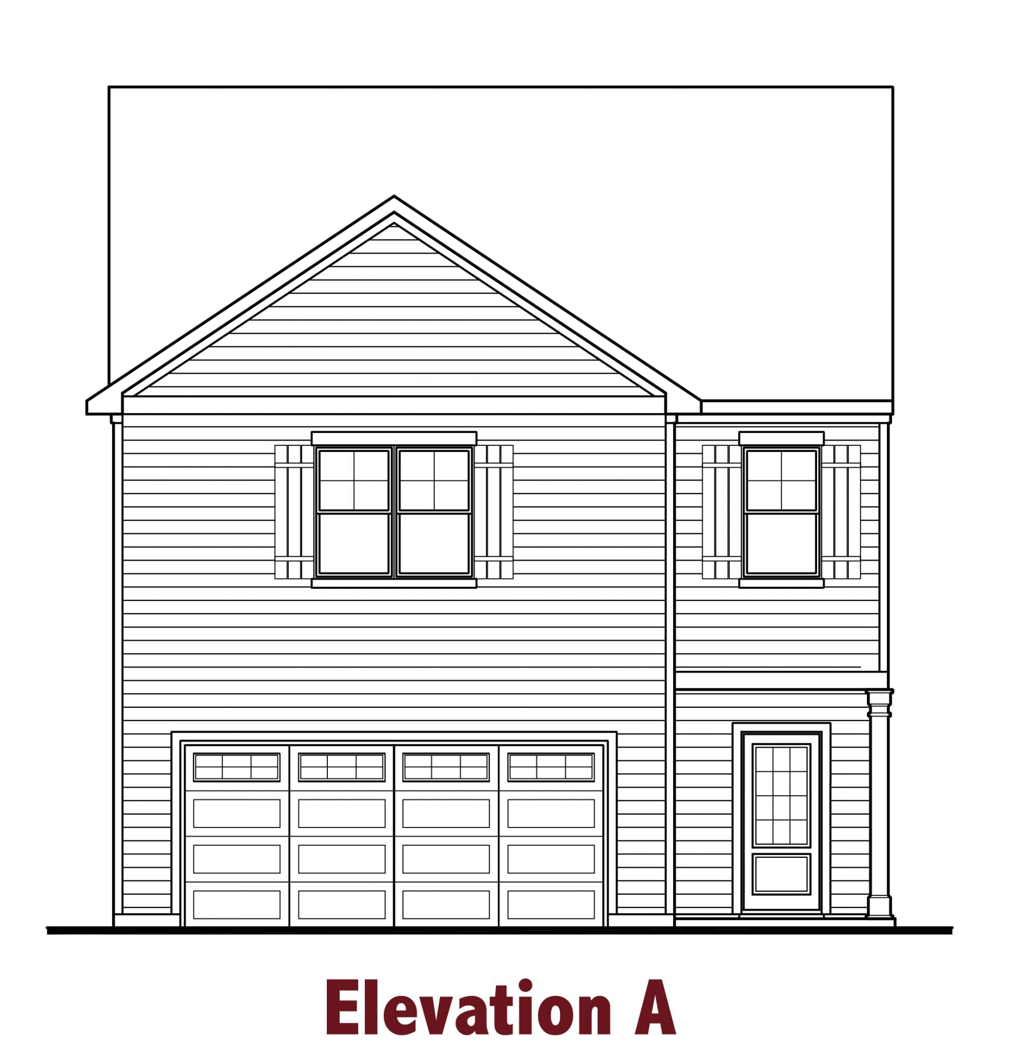 Pembroke elevations Image