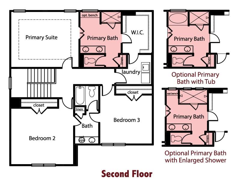 Piedmont plans Image