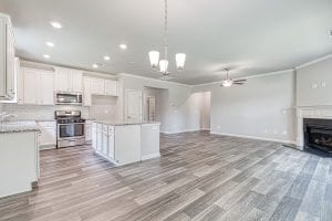 Avery - Chafin Communities - Dining to Great Room