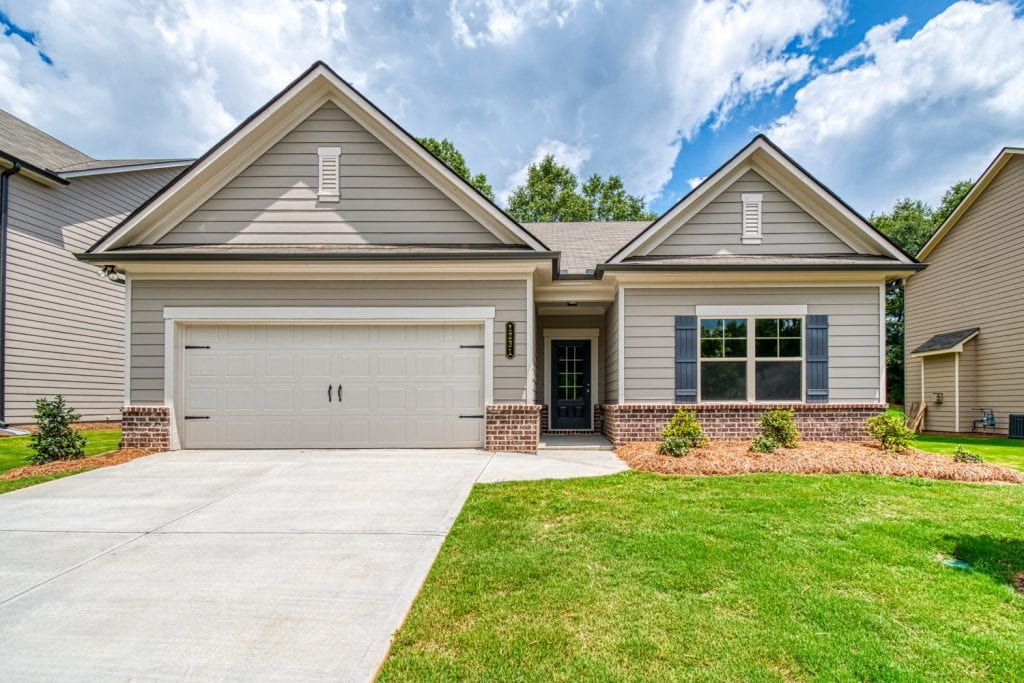 Avery Floorplan | Beds: 3 - 4 | Baths: 2 - 3 Stories: 1  | Sqft: 1821-1905
