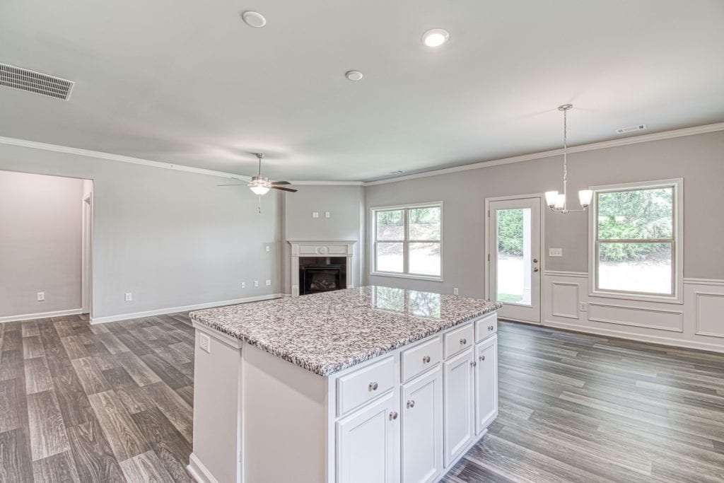 Avery - Chafin Communities - Kitchen to Great Room