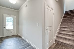 Avery - Chafin Communities - Stairs to Foyer
