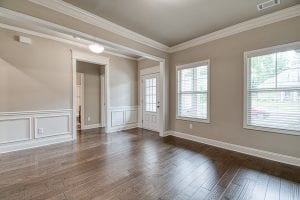 Newport - Chafin Communities - Flex Space to Foyer