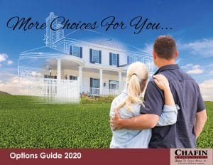 Chafin Floor Plans 2020_Options Guide
