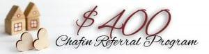 Chafin Communities Referral Program