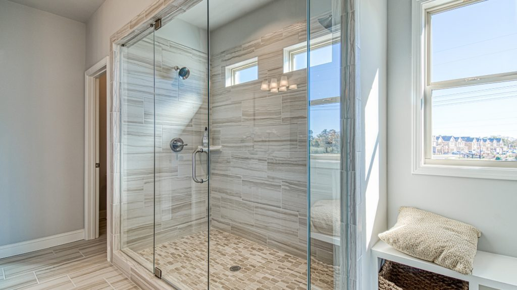 Glass Shower Doors: How To Keep Them Clean