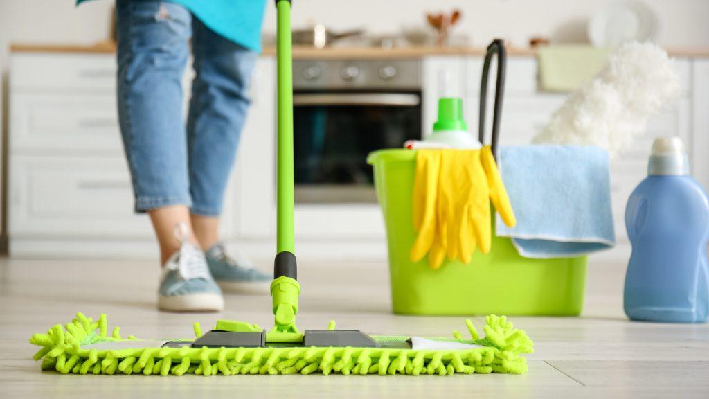 Tips on Cleaning Vinyl Floors